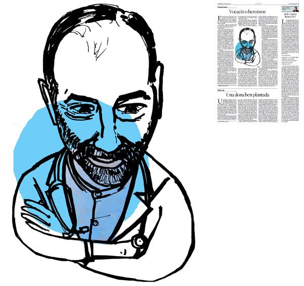 Publicada en La Vanguardia, sección de Opinión, 19-08-2011