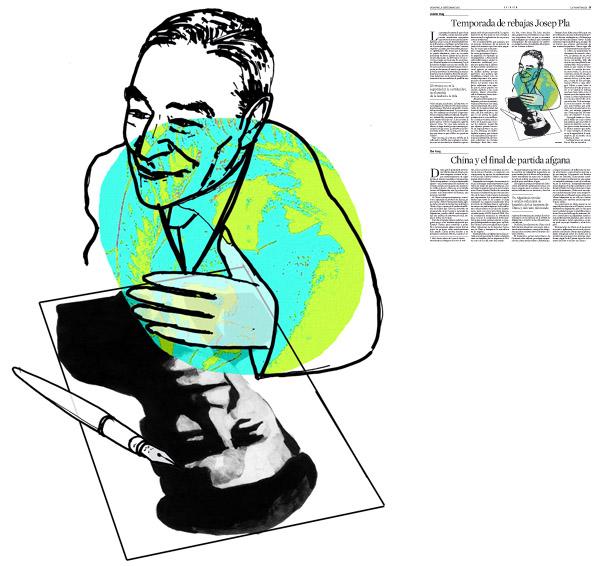 Publicada en La Vanguardia, sección de Opinión, 4-09-2011