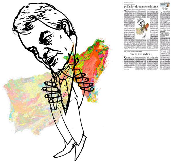Publicada en La Vanguardia, sección de Opinión, 21-09-2011