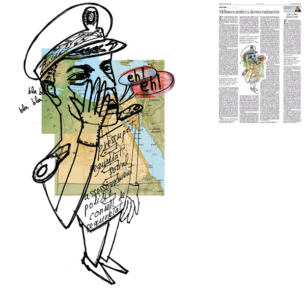 Publicada en La Vanguardia, sección de Opinión, 31-10-2011