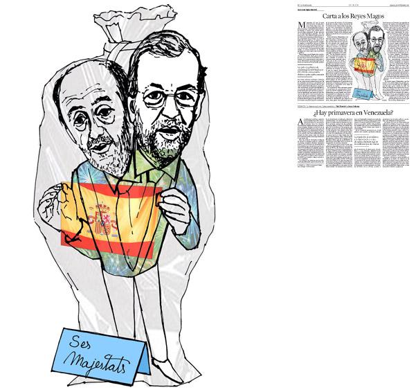 Publicada en La Vanguardia, sección de Opinión, 19-11-2011