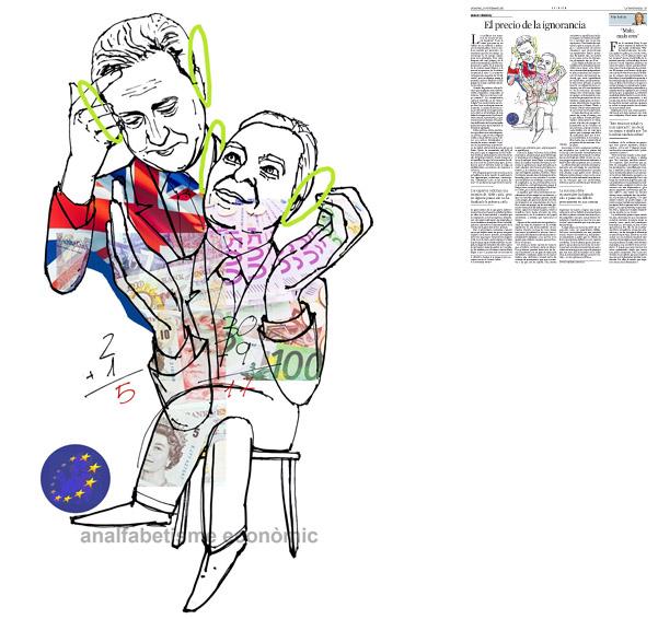 Publicada en La Vanguardia, sección de Opinión, 27-11-2011