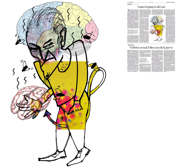 Publicada en La Vanguardia, sección de Opinión, 4-12-2011