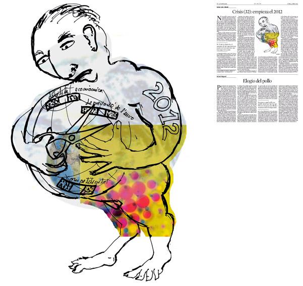 Publicada a La Vanguardia, secció d'Opinió, 2-01-2012