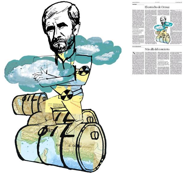 Publicada en La Vanguardia, sección de Opinión, 14-01-2012