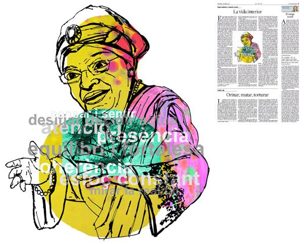 Publicada en La Vanguardia, sección de Opinión, 20-01-2012
