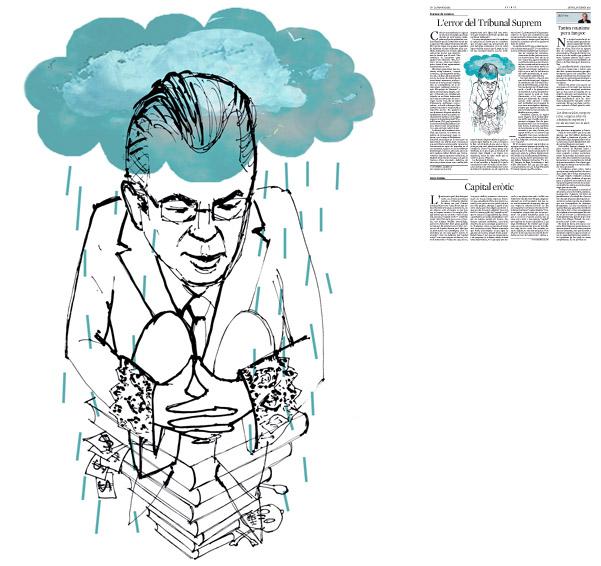 Publicada en La Vanguardia, sección de Opinión, 16-02-2012