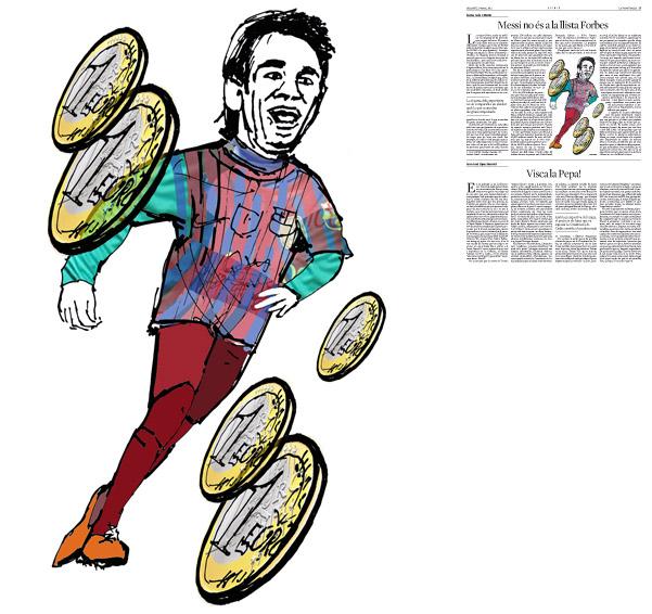 Publicada en La Vanguardia, sección de Opinión, 17-03-2012