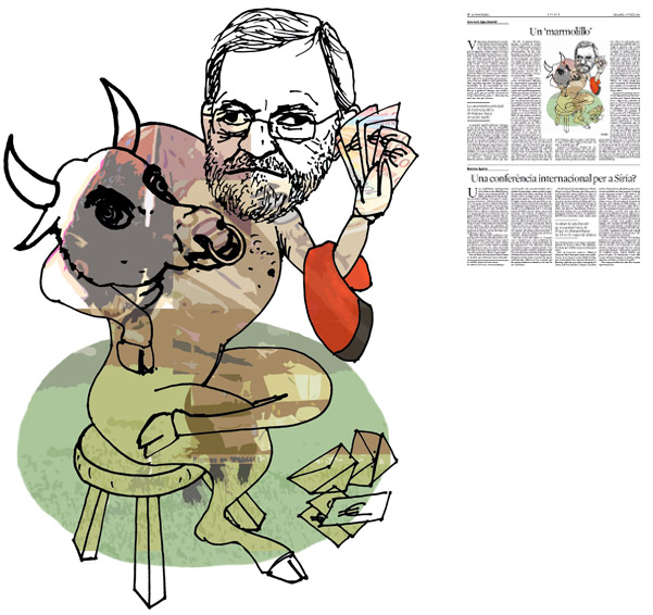 Publicada en La Vanguardia, sección de Opinión 27-07-2013