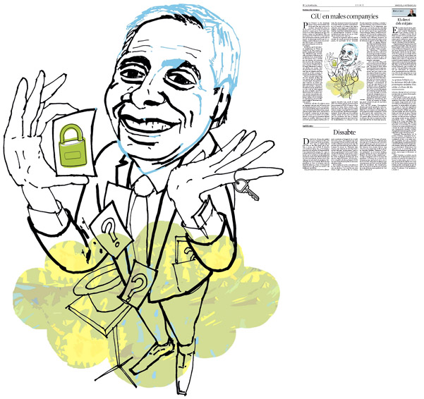 Publicada en La Vanguardia, sección de Opinión 20-11-2013