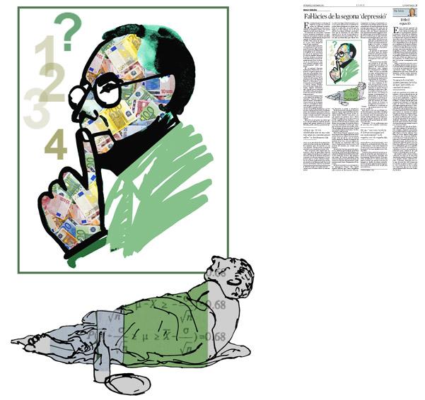 Publicada en La Vanguardia, sección de Opinión 1-12-2013