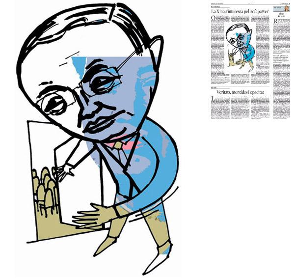 Publicada en La Vanguardia, sección de Opinión 23-07-2013