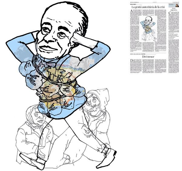 Publicada en La Vanguardia, sección de Opinión 11-11-2013