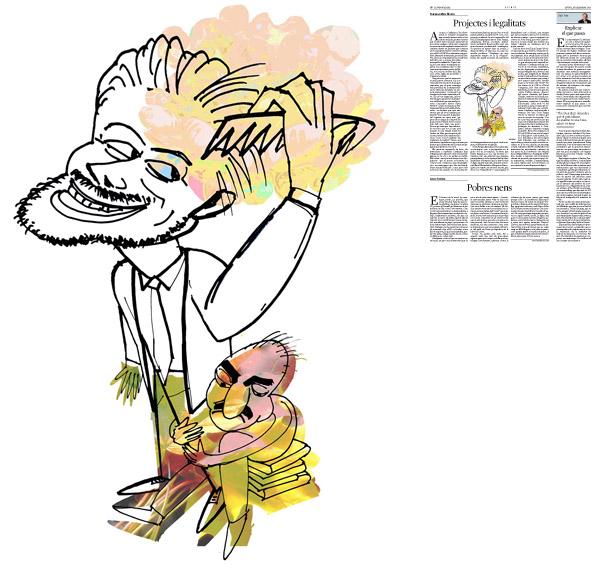 Publicada a La Vanguardia, secció d'Opinió 19-12-2013