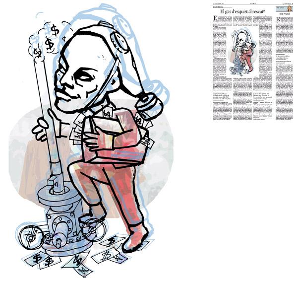 Publicada a La Vanguardia, secció d'Opinió 25-12-2013