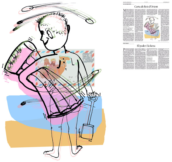 Publicada a La Vanguardia, secció d'Opinió 28-12-2013