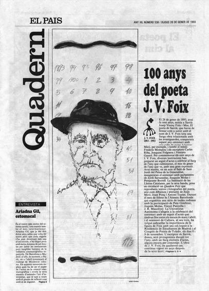 Publicada en El País, suplement Catalunya, 28-01-1993