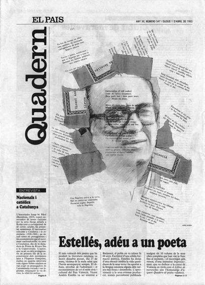 Publicada en El País, suplemento Cataluña, 1-04-1993