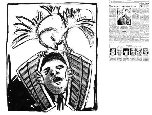 Publicada a La Vanguardia, secció d'Opinió 23-02-1993