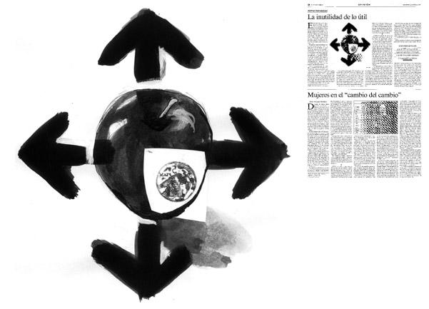Publicada a La Vanguardia, secció d'Opinió 20-06-1993