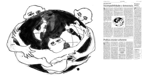 Publicada a La Vanguardia, secció d'Opinió 25-07-1993