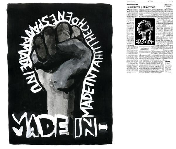 Publicada a La Vanguardia, secció d'Opinió 10-10-1993