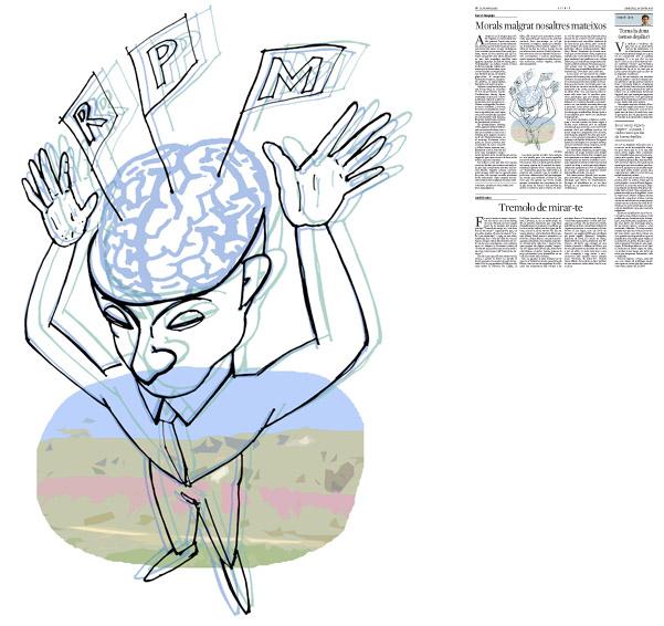 Publicada a La Vanguardia, secció d'Opinió 29-01-2014