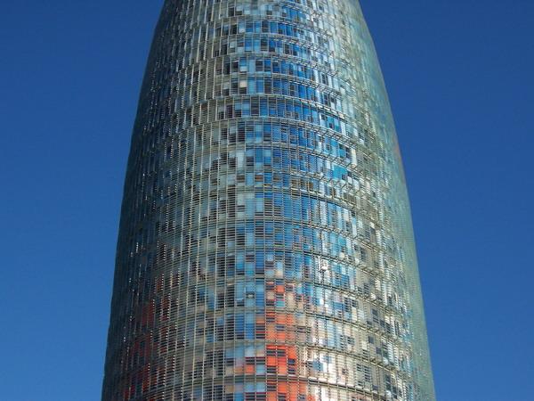 Jordi Barba, fotografia, arquitectura Barcelona, Torre Agbar