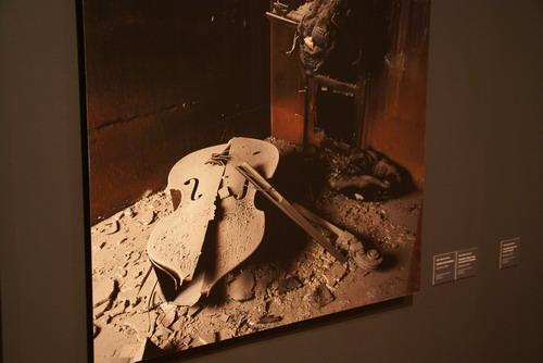 Ferran Freixa, exposició a la Tecla Sala. Fotografia de Jordi Barba
