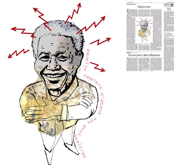 Publicada a La Vanguardia, secció d'Opinió 4-06-2014 per a l'article de José Ignacio González Faus