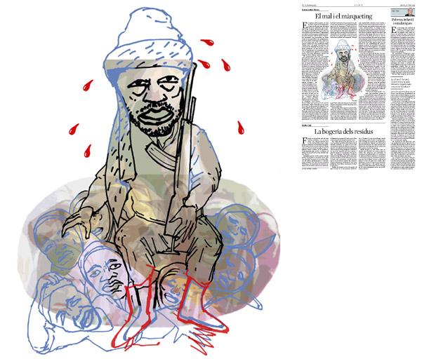Publicada a La Vanguardia, secció d'Opinió 26-06-2014 per a l'article de Francesc-Marc Álvaro