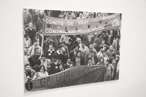 """Exposició """"Tempesta, matèria i voluntat"""". Foto Jordi Barba"""