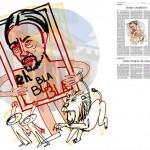 Jordi Barba, il·lustració publicada a La Vanguardia, secció d'Opinió 10-02-2015, per l'article de Kepa Aulestia