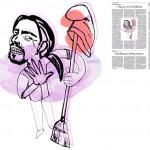 Jordi Barba, il·lustració publicada a La Vanguardia, secció d'Opinió 14-05-2015, per l'article de Francesc-Marc Álvaro